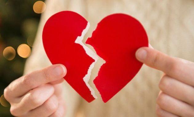Up love whatsapp status break 70+ Heart